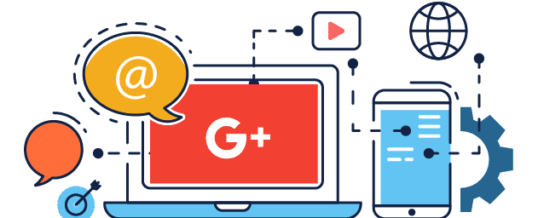 Why G+ MARKETING : Blog Sharing, Paying attention on Google and Market reach